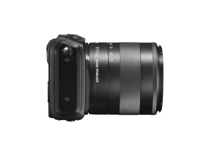 Canon EOS M - Análisis - Cámara CSC (EVIL)