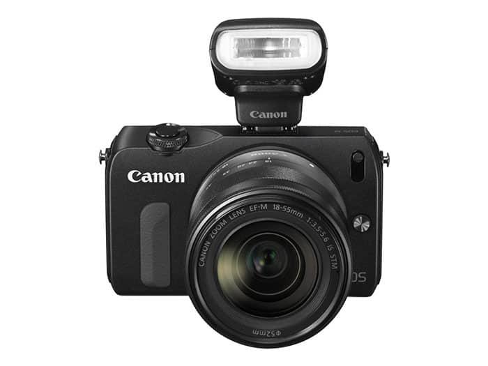Canon EOS M - Análisis - Cámara CSC (EVIL) con objetivo