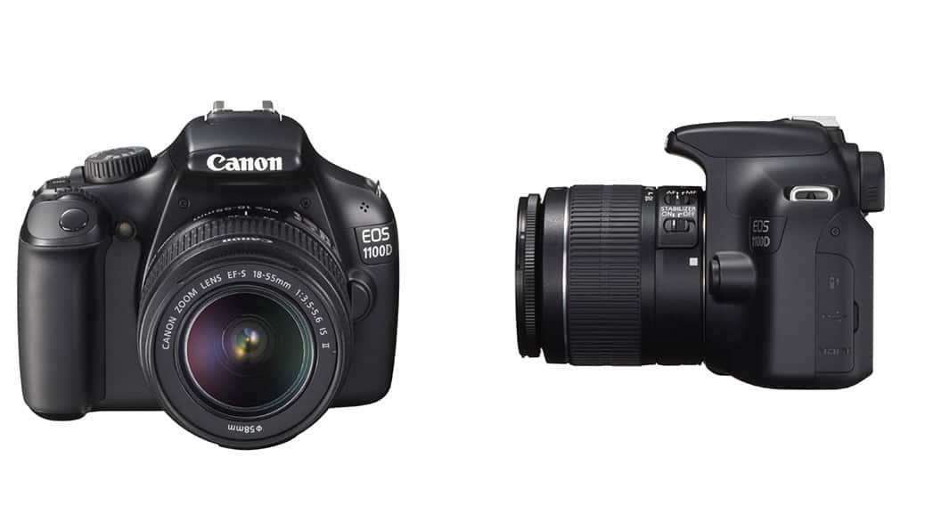 Canon EOS 1100D - Análisis - Cámara réflex digital