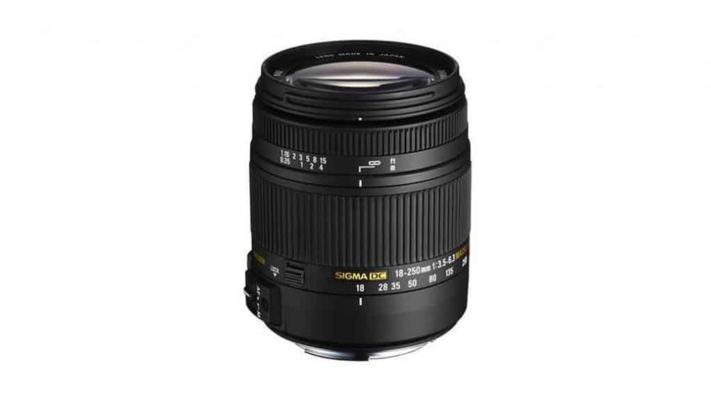 Sigma 18-250mm f/3.5-6.3 DC Macro OS HSM: Un buen objetivo todoterreno