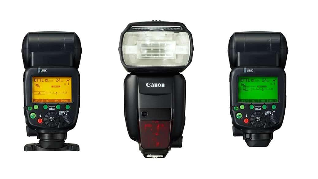 Descuentos en tres modelos de Flash Canon Speedlite