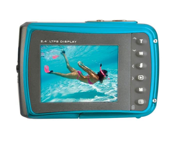 Easypix Aquapix W1024: Camara acuatica