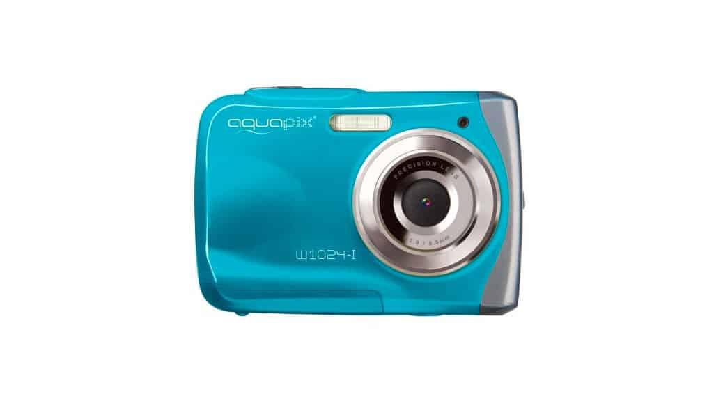 Easypix Aquapix W1024 - Una cámara sumergible por unos 50 euros