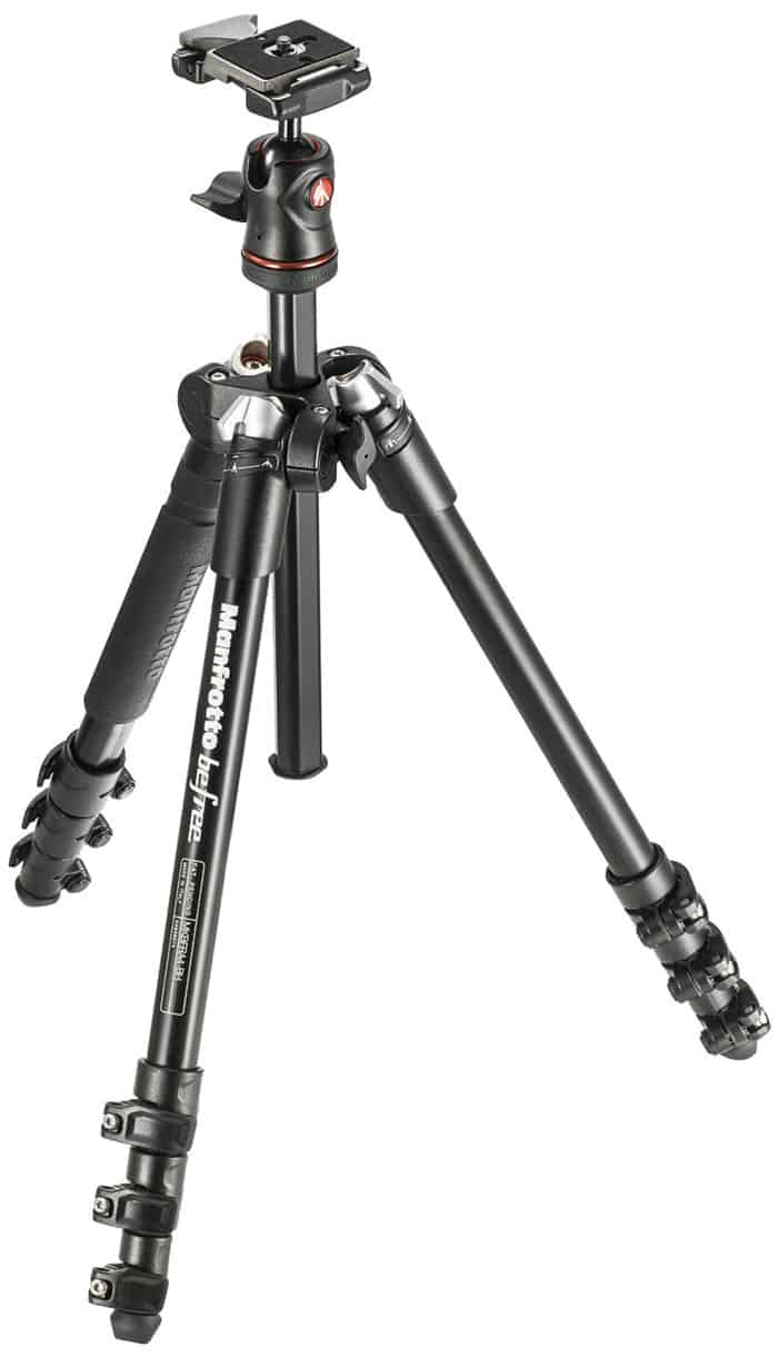 Manfrotto MKBFRA4-BH - Tripode