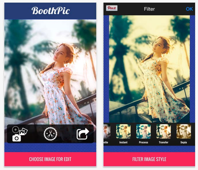 BoothPic - Best Photo Editor