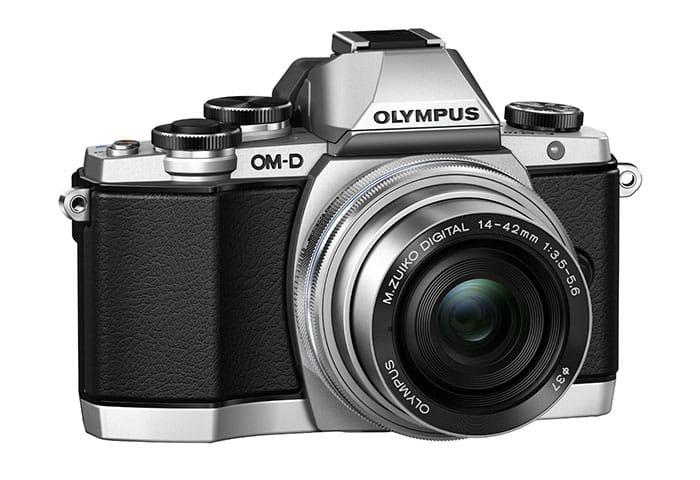 Olympus OM-D E-M10 camara EVIL
