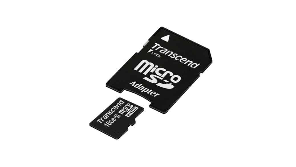 Toda una ganga: Tarjeta microSDHC Transcend de 16GB por 7 euros