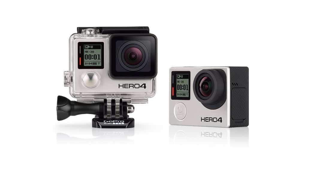 GoPro HERO4 Black Edition Motorsport: comprala con un descuento de más de 100 euros