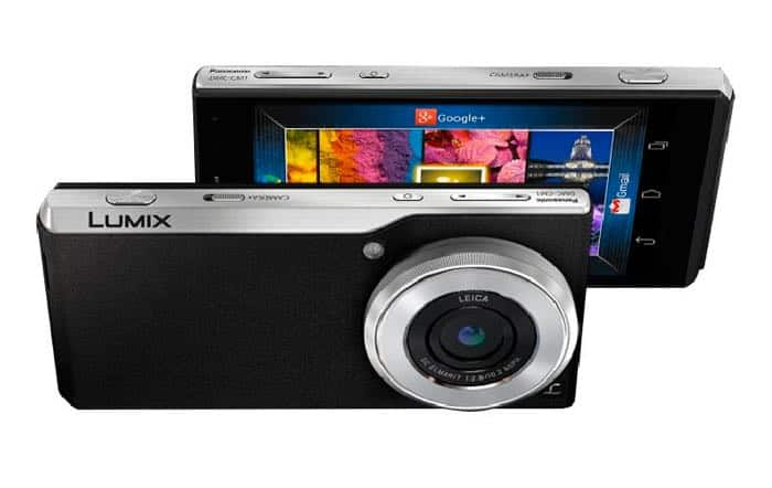 Panasonic Lumix DMC-CM1 (20MP)