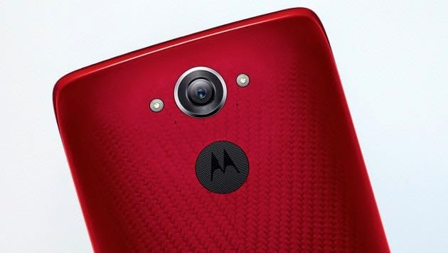 Motorola DROID Turbo (20.7MP)