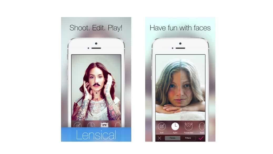 Las 3 aplicaciones más curiosas para retocar tus fotos en el iPhone