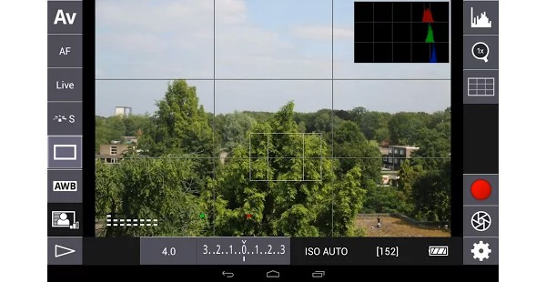 DSLR Controller (BETA) app android