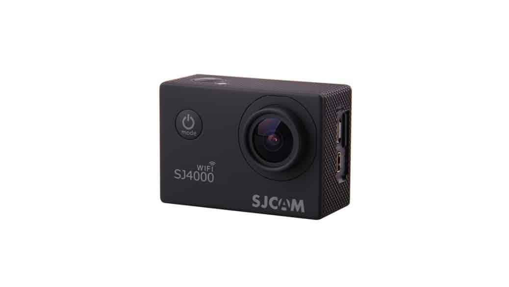 SJCAM SJ4000 WIFI: otra competidora de la GoPro Hero por menos de 100 euros