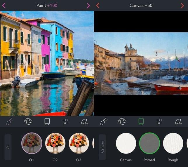 brushstroke app iphone