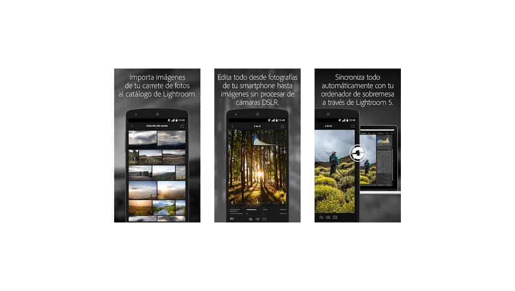 Las 4 mejores aplicaciones para editar fotos en tu smartphone Android (2015)