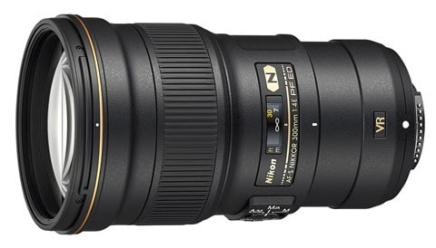 Nikon 300 mm f/4E PF ED VR