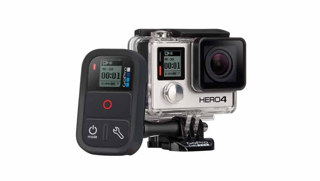 GoPro Smart Remote, el control remoto imprescindible para tu cámara GoPro Hero 4