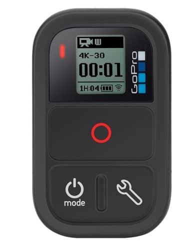 smart remote gopro