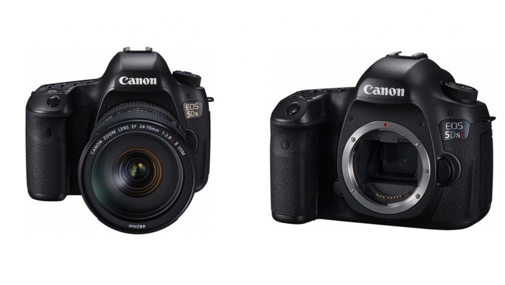 Canon EOS 5DS / 5DS R