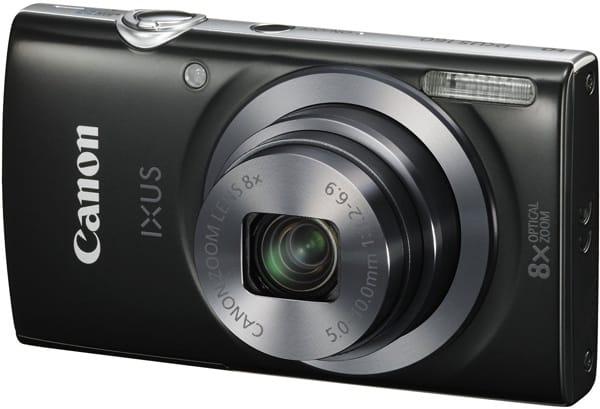 Cámaras compactas de Canon: Canon IXUS 160