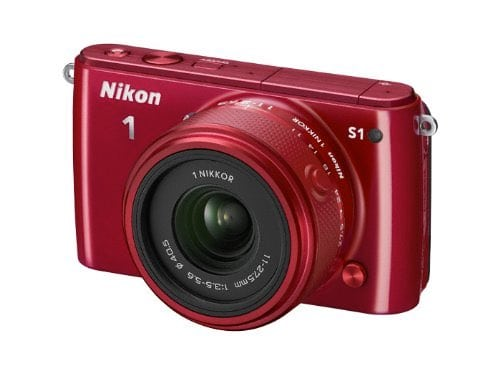 Cámaras de Nikon CSC (EVIL): Nikon 1 S1