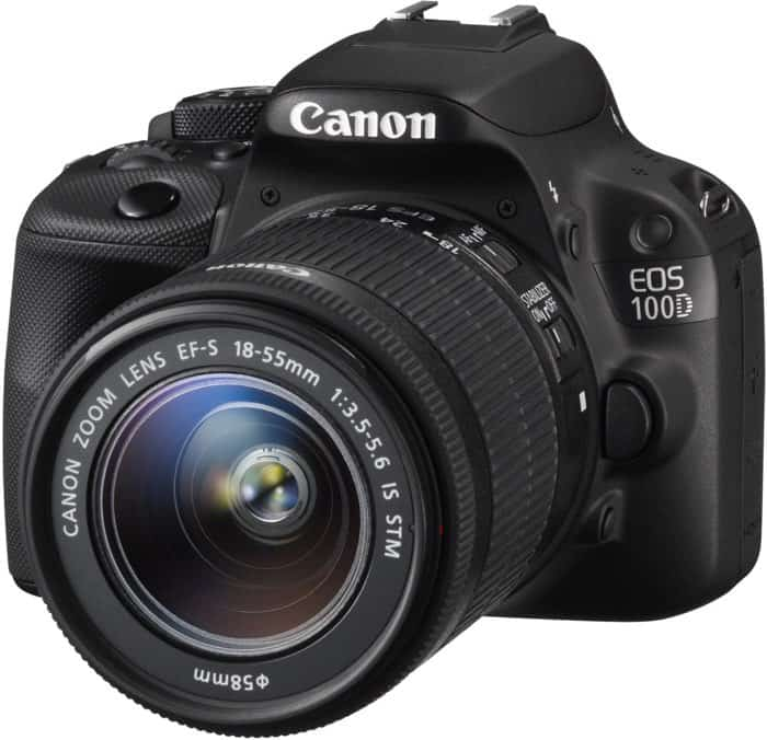 Cámaras Canon DSLR: Canon EOS 100D