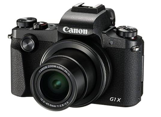 Cámaras compactas avanzadas de Canon:Canon PowerShot G1 X Mark III