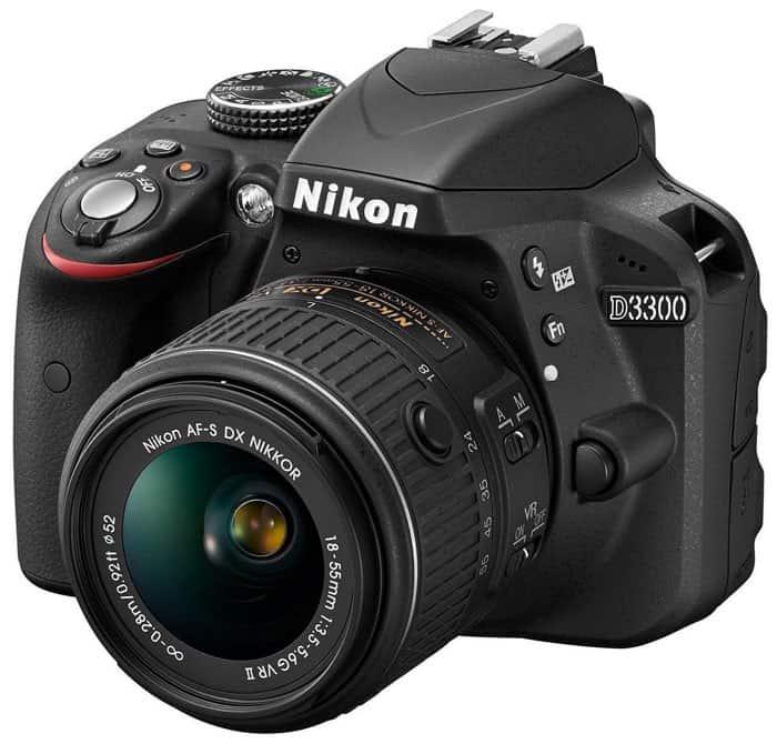 Cámaras Nikon DSLR para principiantes: Nikon D3300