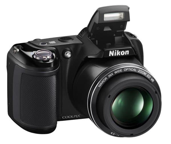Cámaras bridge y superzoom de Nikon: Coolpix L330