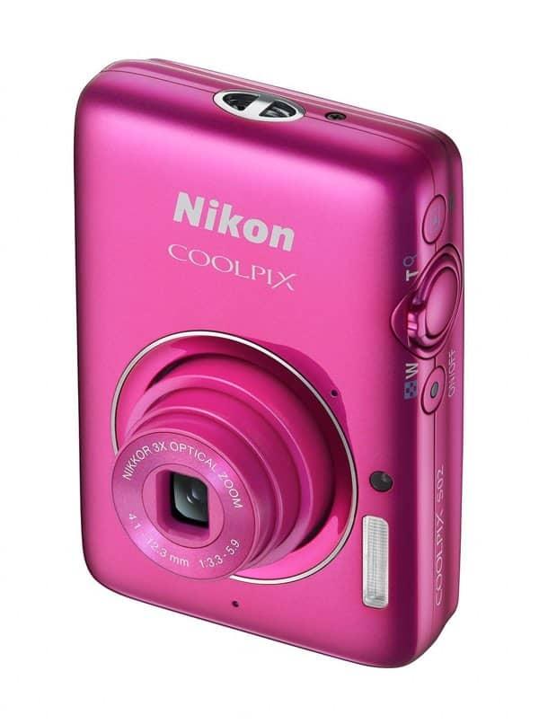 Cámaras compactas de Nikon: Coolpix 02