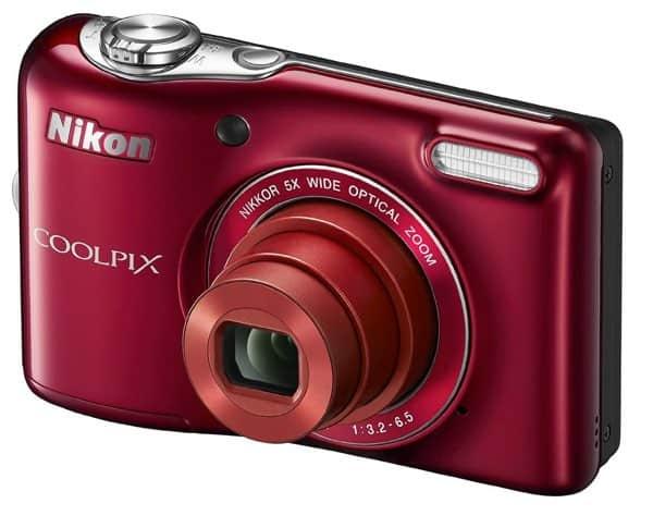 Cámaras compactas de Nikon: Coolpix L30