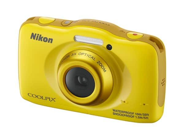 Cámaras compactas de Nikon: Coolpix S32 y Coolpix S33