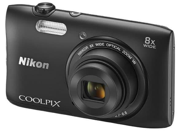 Cámaras compactas de Nikon: Coolpix S3600 y Coolpix S3700