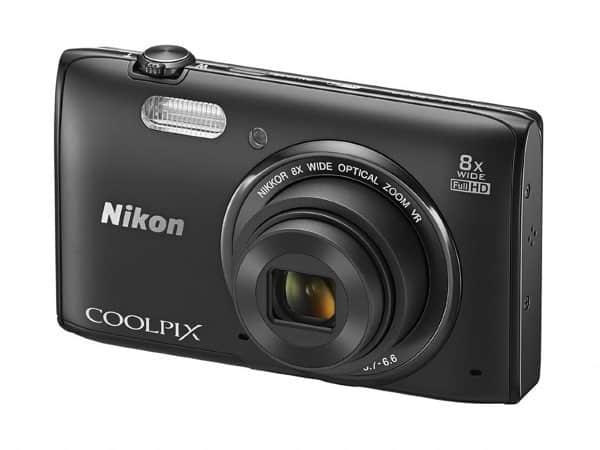 Cámaras compactas de Nikon: Coolpix S5300