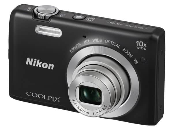 Cámaras compactas de Nikon: Coolpix S6500 y Coolpix S6700