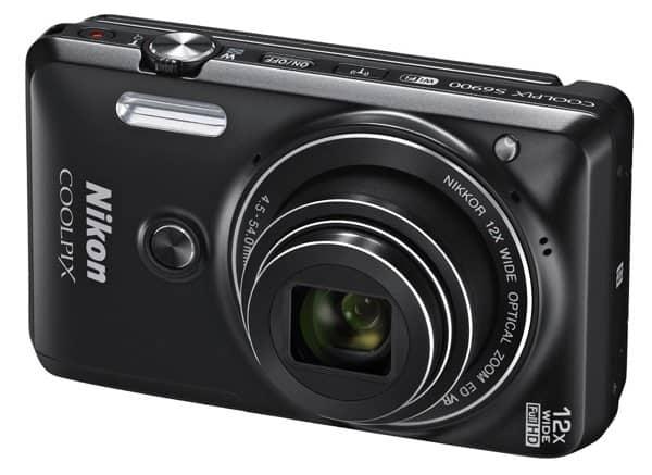 Cámaras compactas de Nikon: Coolpix S6900