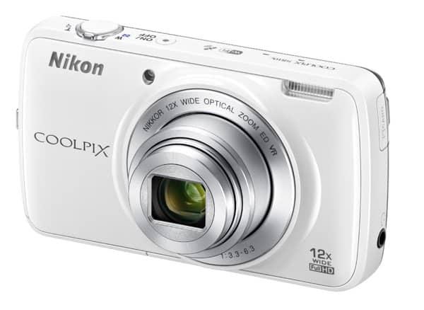 Cámaras compactas de Nikon: Coolpix S800c y Coolpix S810c
