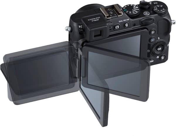Cámaras compactas premium de Nikon: Coolpix P7700 y P7800