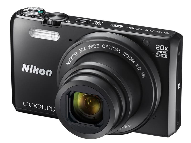 Nikon Coolpix S7000 - Cámara digital de 16 MP