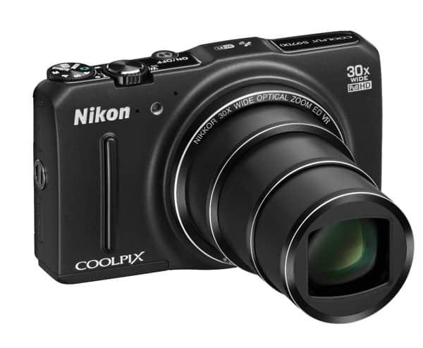 Cámaras bridge y superzoom de Nikon: Coolpix S9700