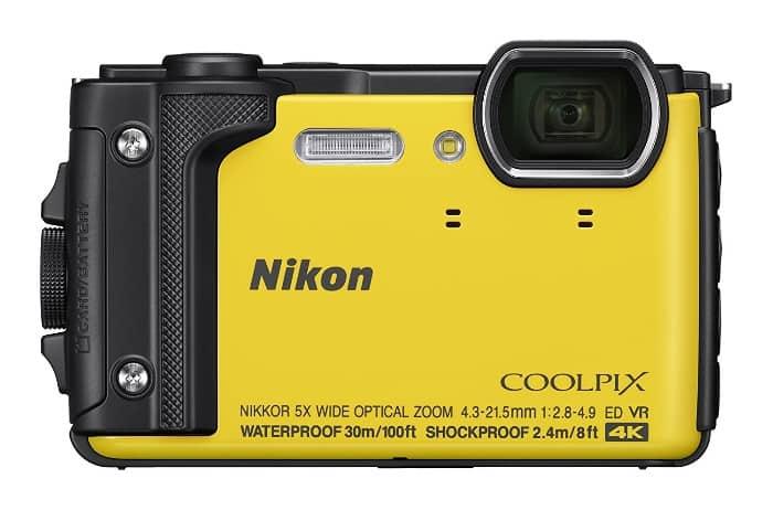 Cámaras compactas de Nikon: Nikon Coolpix W300
