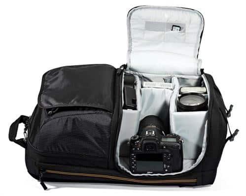 Lowepro Fastpack BP 150 AW ll y BP 250 AW ll: nuevas mochilas todoterreno para equipo fotográfico