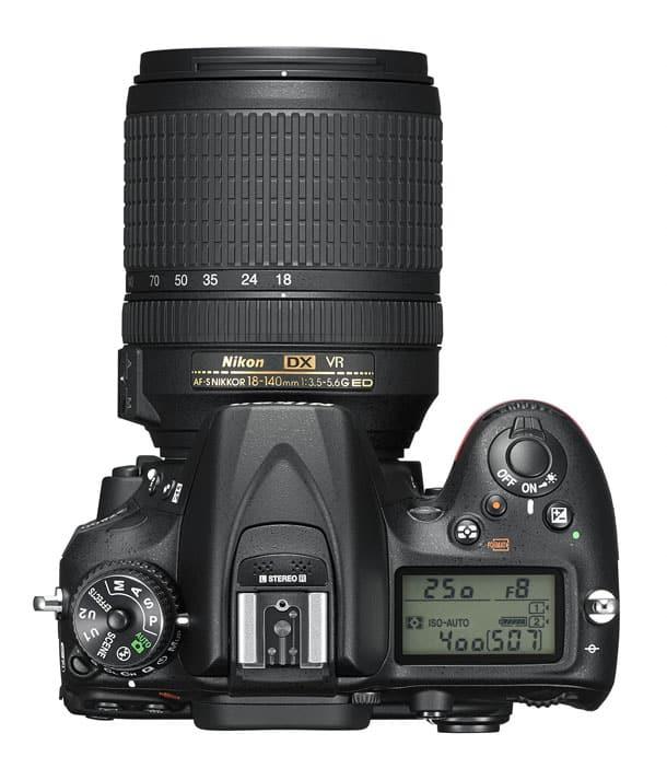 Nikon D7200 - Cámara réflex digital