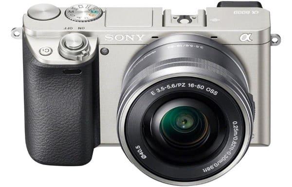 Cámaras CSC Sony: Sony A6000