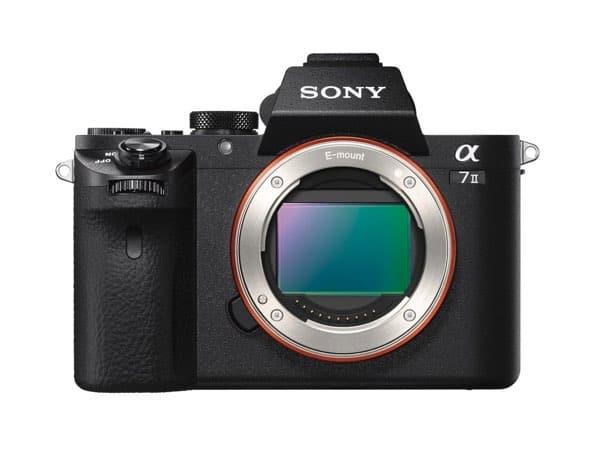 Cámaras CSC Sony: Sony A7 Mark II