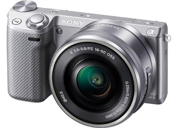 Cámaras CSC Sony: Sony NEX 5T
