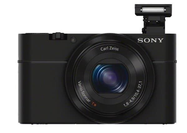 Cámaras compactas avanzadas de Sony: Sony RX100