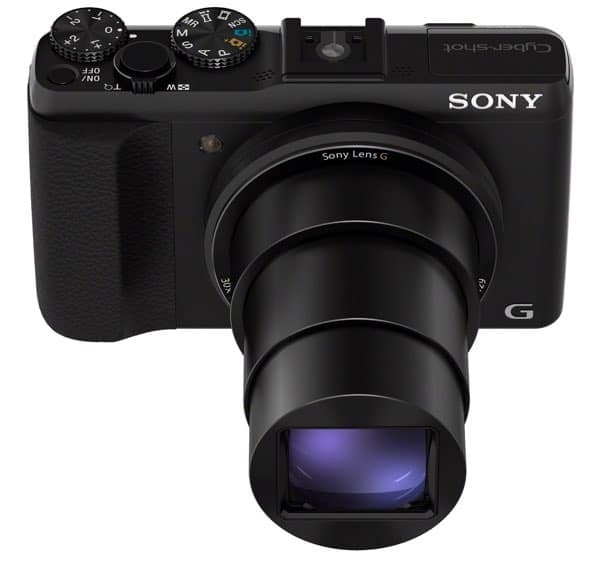Cámaras Superzoom y Bridge de Sony: Sony Cyber-Shot DSC-HX50
