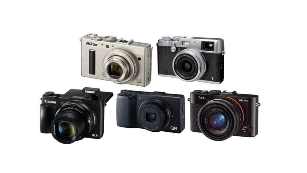 5 cámaras compactas que podrían sustituir a tu DSLR