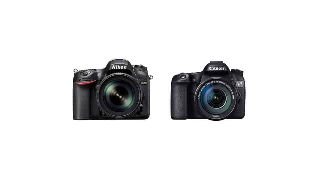 Nikon D7200 vs Canon EOS 70D: comparativa DSLR para entusiastas